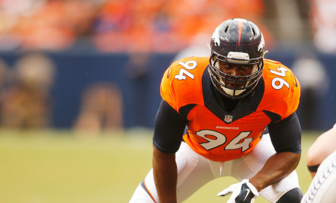 Despite injuries, DeMarcus Ware insists he's not done playing