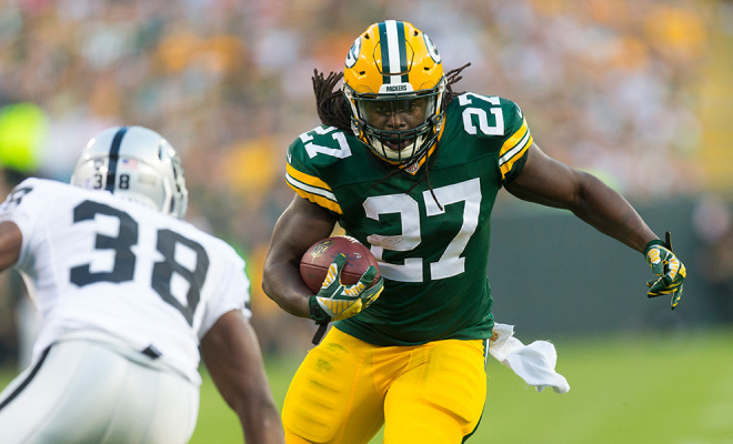 Seattle Seahawks: 3 Reasons Signing Eddie Lacy Was a Good Move