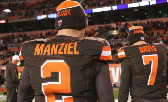 Johnny Manziel has Twitter advice for President Donald Trump: 'Let them hate'