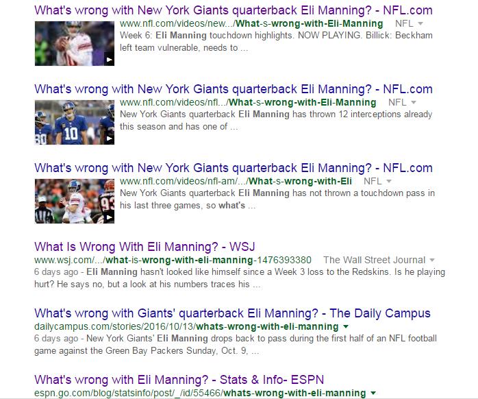 google-eli-search