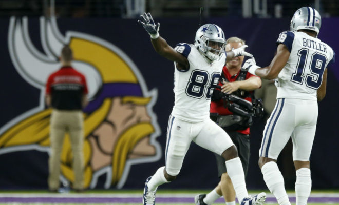 Odell Beckham's NFL-style alley oop dunk at Pro Bowl