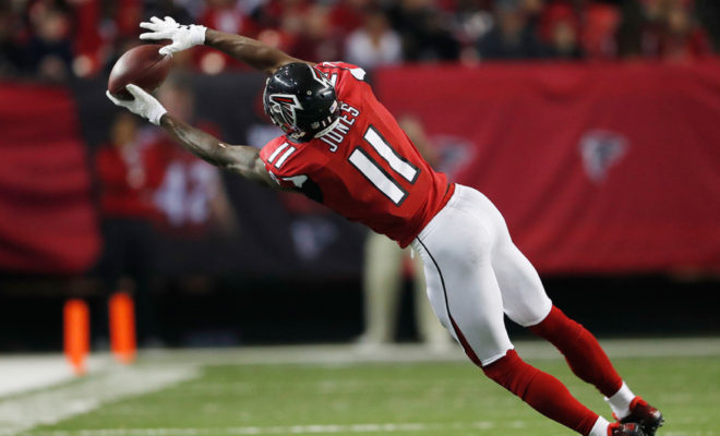 Falcons at Panthers: Highlights, score and recap