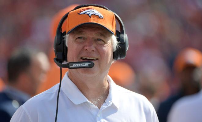 Joseph Begins Overhauling Broncos Coaching Staff